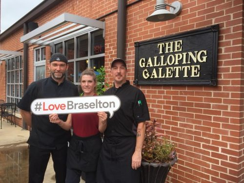 The team at The Galloping Galette (used with permission of owners)