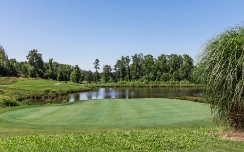 Golf club at Traditions of Braselton