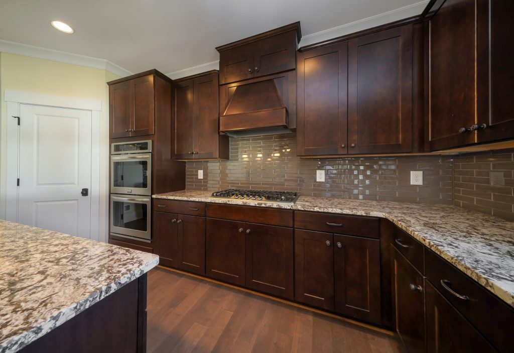 A kitchen in Traditions of Braselton