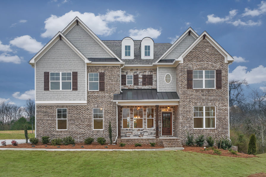 Traditions of Braselton introduced many new builders in 2019