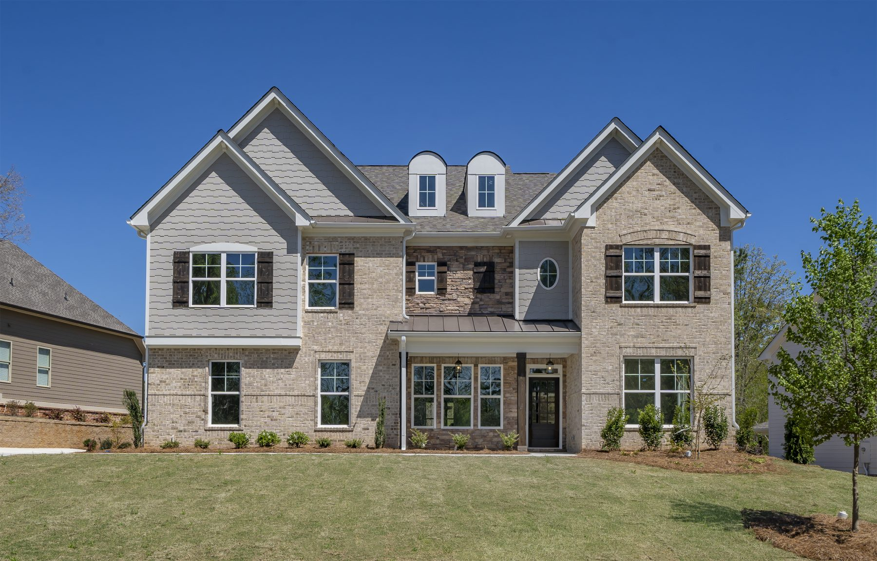 Builders and homes in Traditions of Braselton