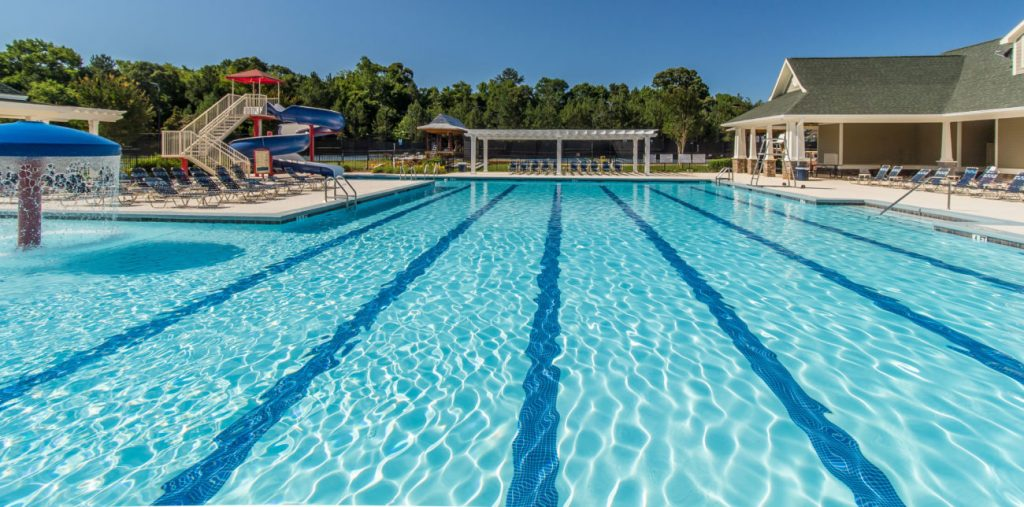the pool at Tradisitons of Braselton