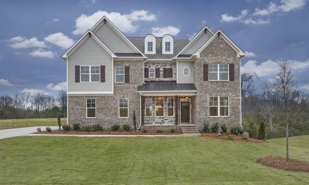 Two-Story Home in Traditions of Braselton - Homesite 164