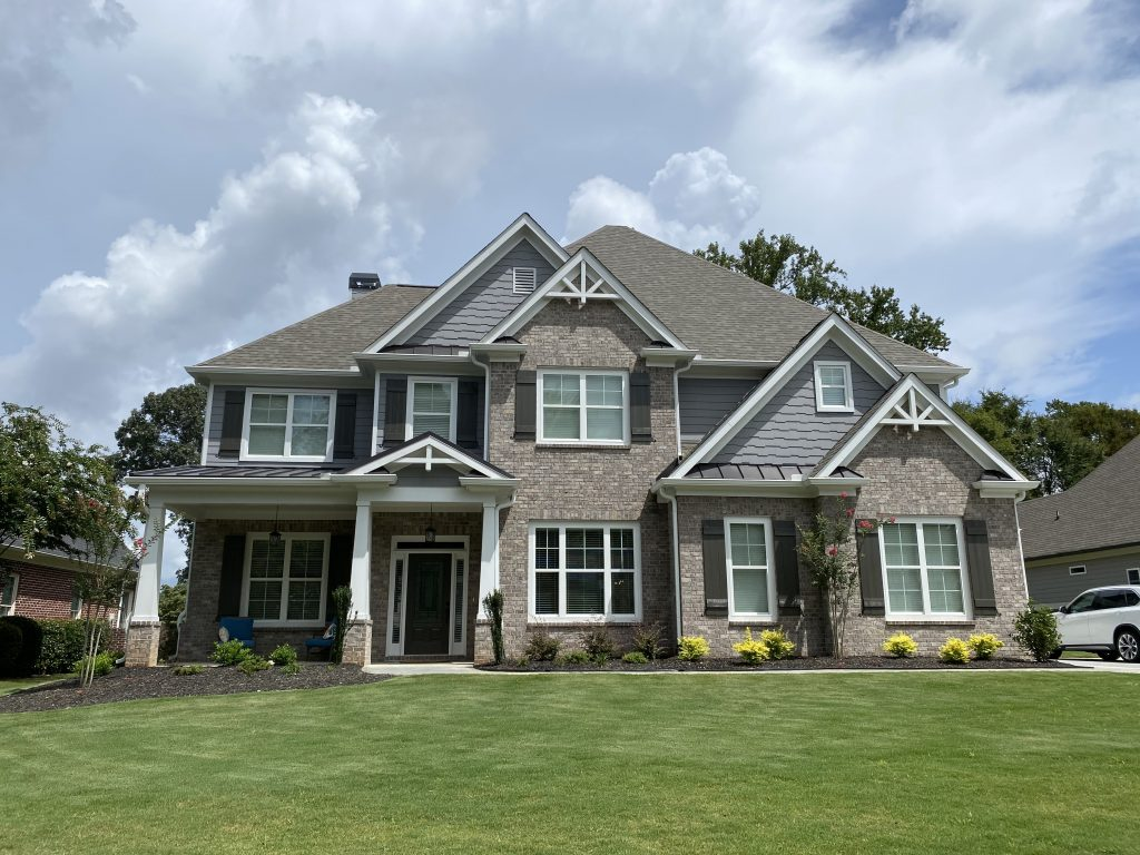 Two-story home in Traditions of Braselton