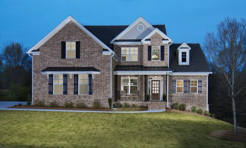 Custom Built Homes in Traditions of Braselton