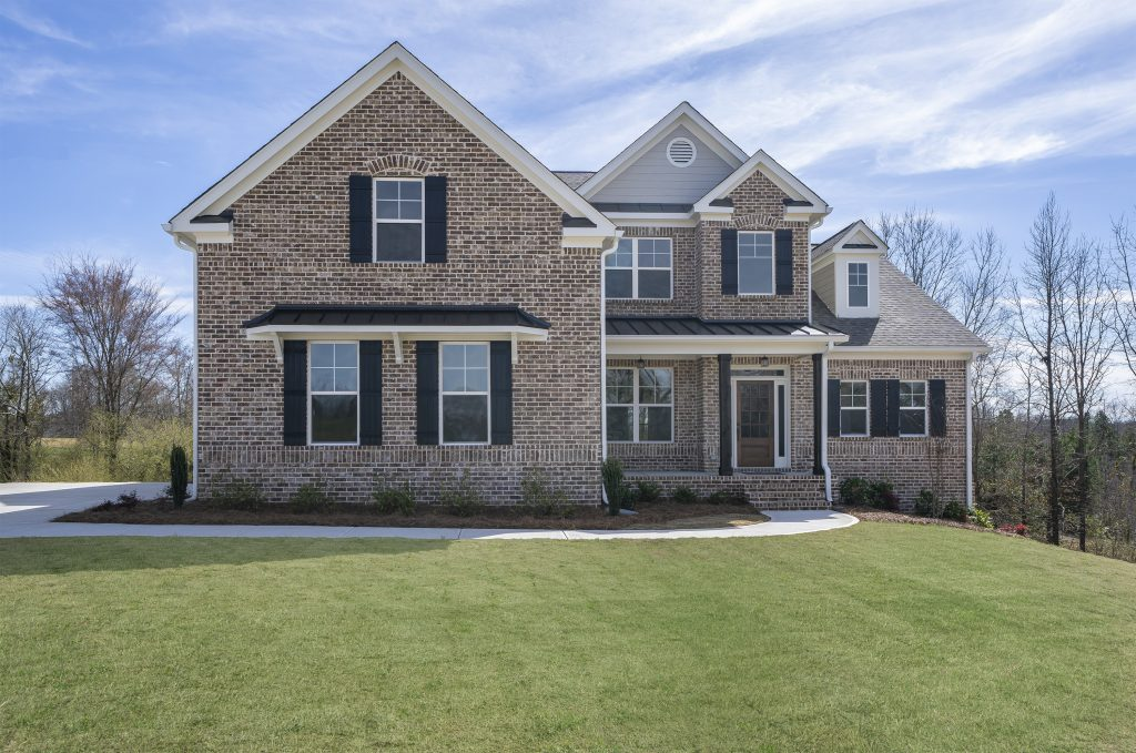 New construction home in Traditions of Braselton