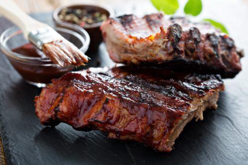 ribs like you'll find in our favorite restaurants in braselton Elena Veselova © 123rf