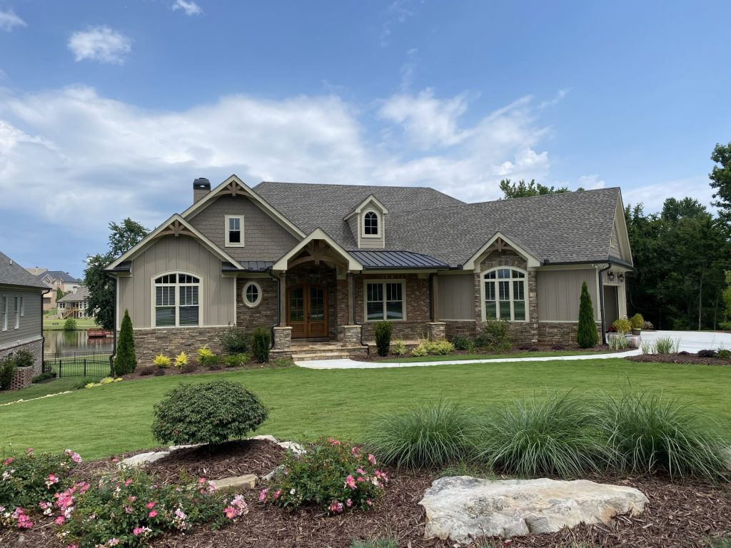 new homes like this one are for sale in Traditions of Braselton